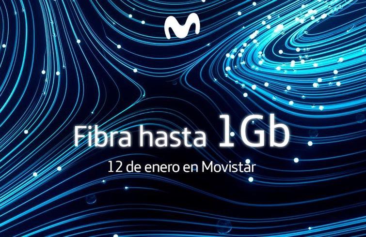 Movistar Fibra 1Gbps