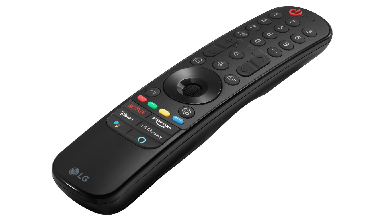 Magic Remote 2021