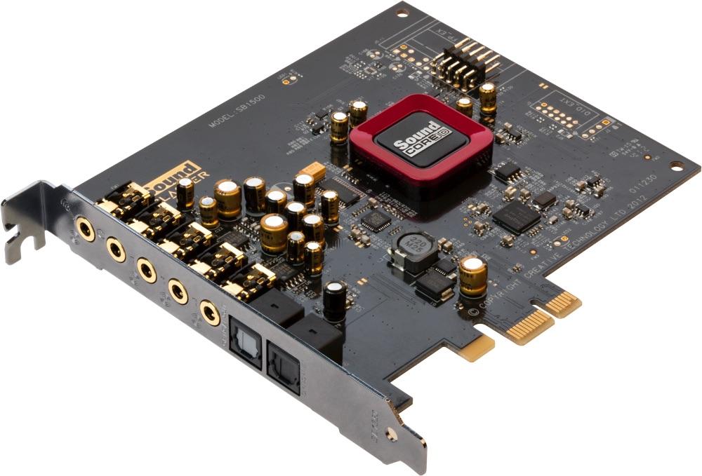 Sound Blaster Z SE - Detail