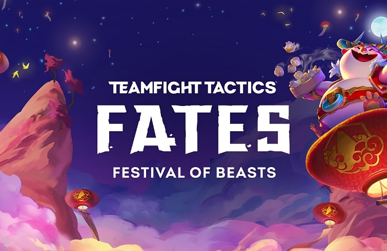 Teamfight Tactics - Fates