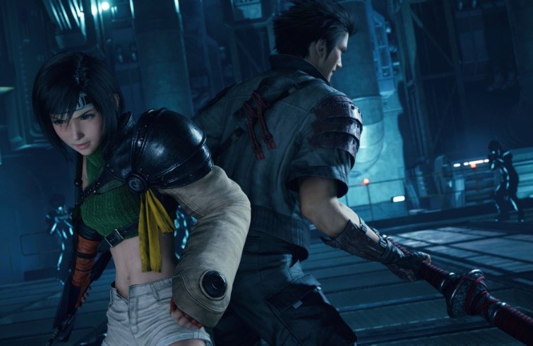 Yuffie - Final Fantasy VII Remake Intergrade