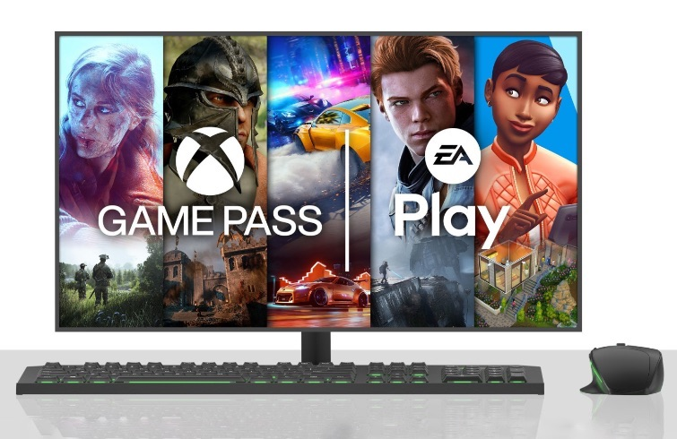 Xbox Game Pass - EA Play - PC