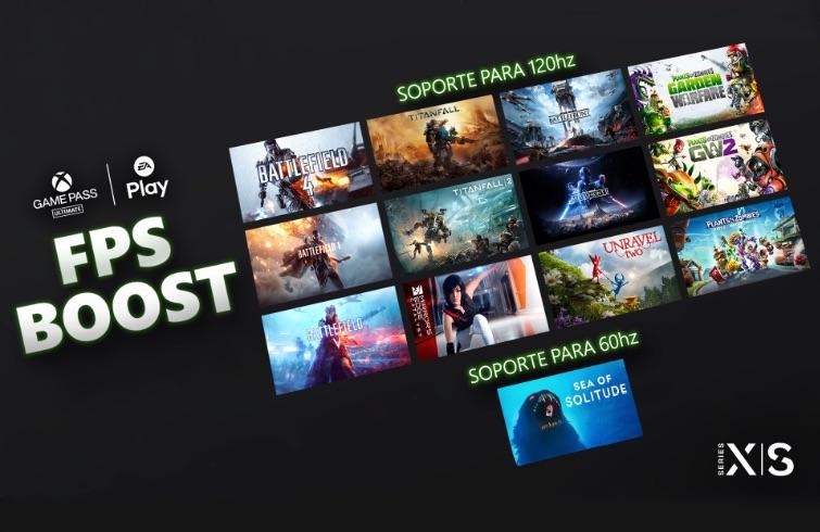 FPS Boost - EA Play
