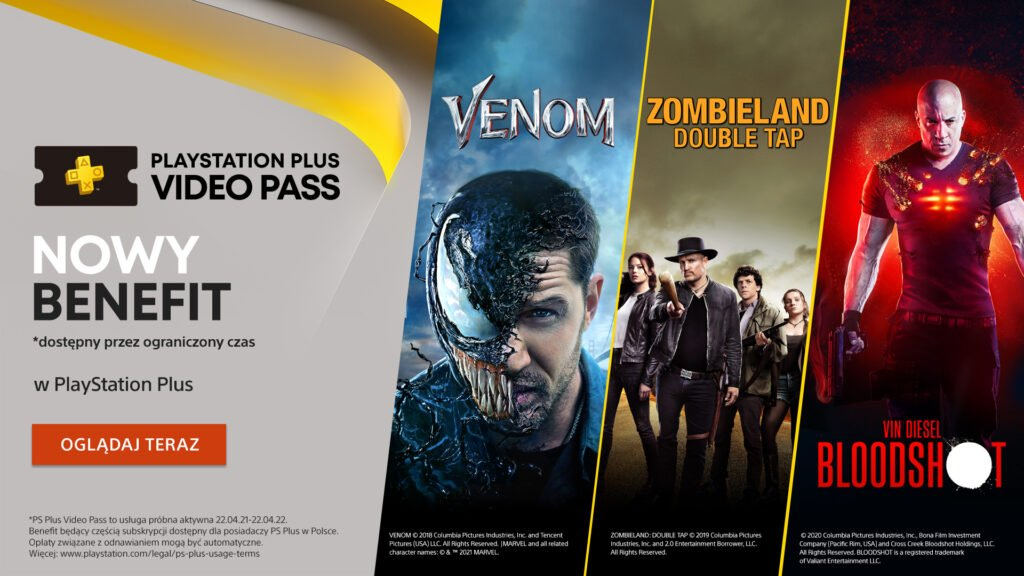 Playstation Plus Video Pass - Test