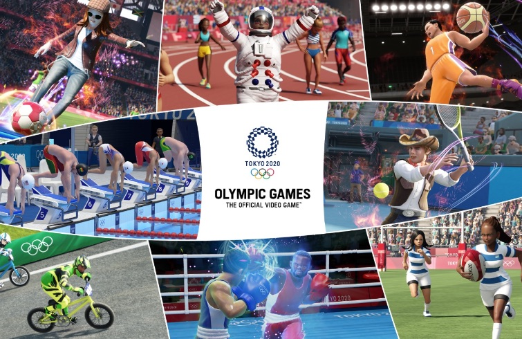 Juegos Olímpicos Tokio 2020 – El Videojuego Oficial