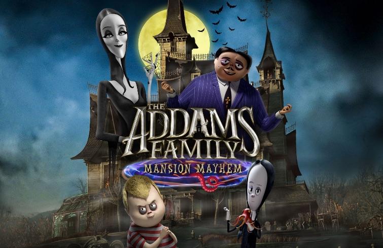 The Adams Family - Mansion Mayhem