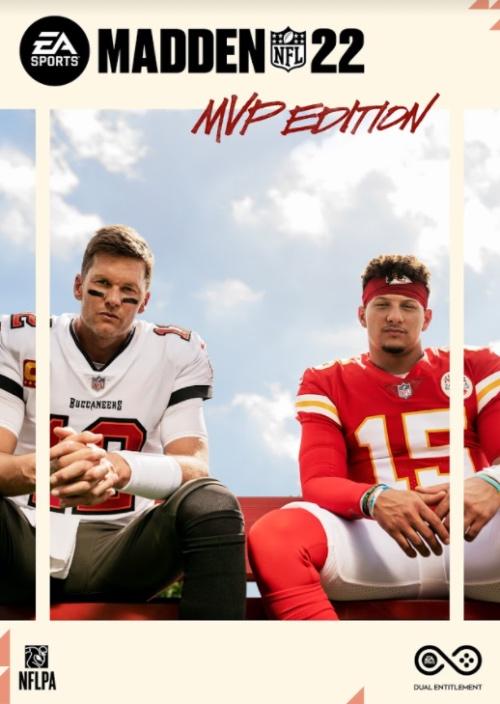 Madden NFL 22 - Portada