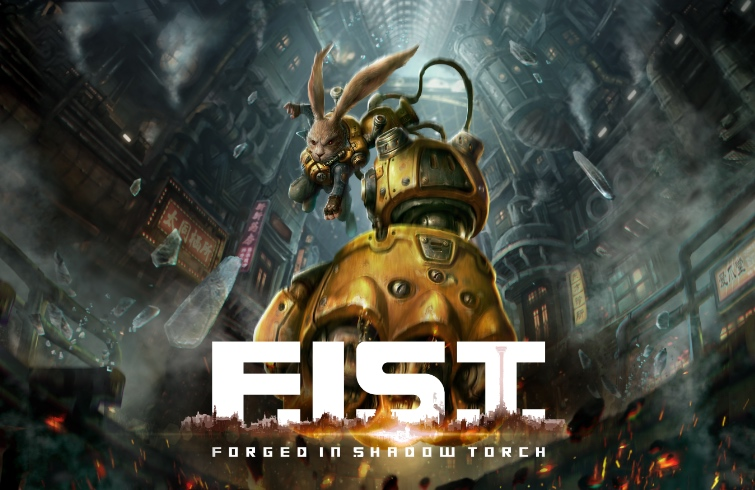 F.I.S.T.: Forged in shadow