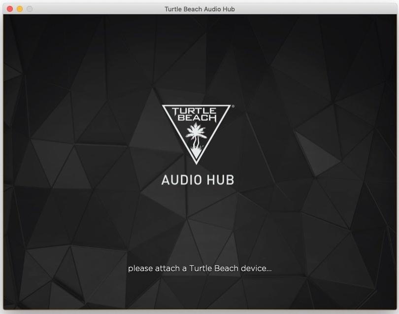 Turtle Beach Audio Hub