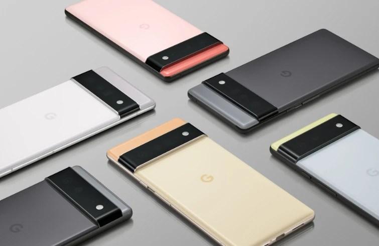 Google Pixel 6 y Pixel 6 Pro
