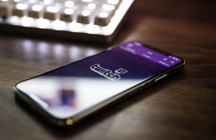 Twitch en iPhone