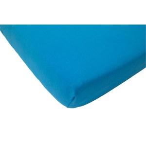 Jollein Hoeslaken Katoen 60x120cm Turquoise