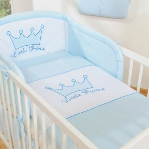 My Sweet Baby Overtrekset Little Prins Blauw