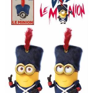 Muursticker Minions Franse Revolutie