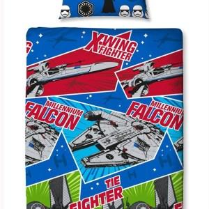 Star Wars Dekbedovertrek the Fighter