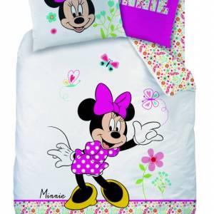 Disney Minnie Mouse dekbedovertrek Liberty 140x200cm