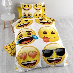Emoji Family Dekbedovertrek