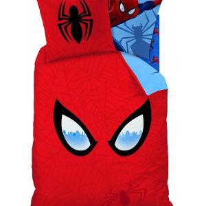 Dekbedovertrek Spiderman Mask