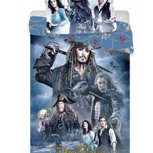 Pirates of the Caribbean Dekbedovertrek Jack Sparrow