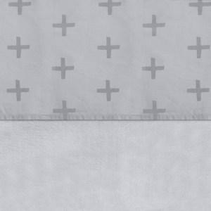 Jollein Laken 120x150cm Plus grey