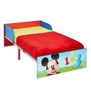 Mickey Mouse Junior Bed Metaal