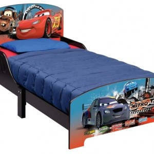 Cars Junior Bed Light Year
