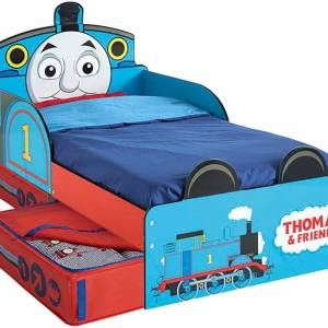 Thomas de Trein Junior Bed