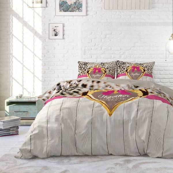 Sleeptime Elegance Laris 1-persoons (140 x 220 cm + 1 kussensloop) Dekbedovertrek