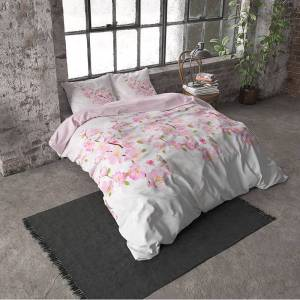 DreamHouse Bedding Hoeslaken Katoen - Wit 180 x 200