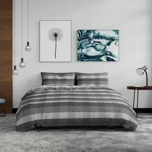 Life Vloerkleed - Antalya - Rechthoek - Antraciet 60 x 110 cm