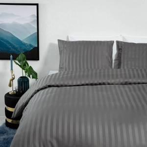 DreamHouse Bedding Hoeslaken Katoen - Taupe 80 x 200