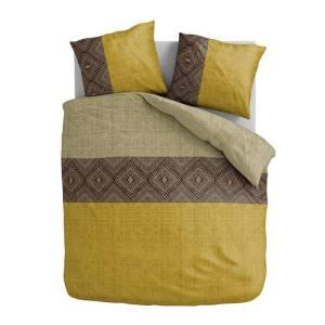 Sleeptime Elegance Satijn Geweven Uni - Wit 2-persoons (200 x 220 cm + 2 kussenslopen) Dekbedovertrek