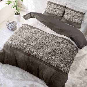 DreamHouse Bedding Hoeslaken Katoen - Wit 70 x 200