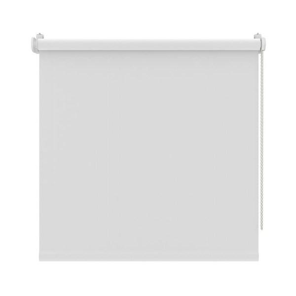Decosol Rolgordijn Draaikiepraam Verduisterend - Helder Wit 37 x 160 cm