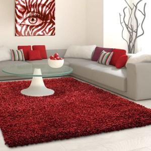 Life Vloerkleed - Antalya - Rechthoek - Rood 80 x 150 cm