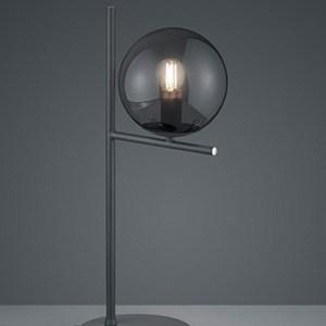 Trio Tafellamp Pure - Metaal - Antraciet