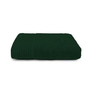 The One Towelling Handdoek - Deluxe - Donker Groen - 50 x 100 cm 70 x 140