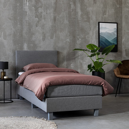 1 Persoons Boxspring 90x200