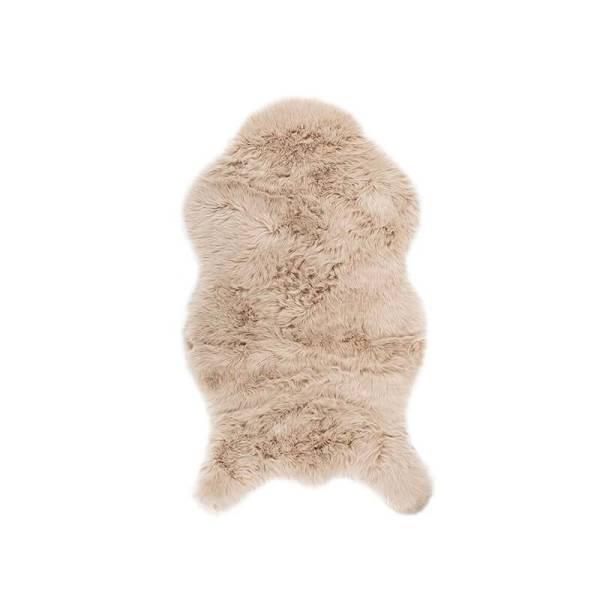 Vloerkleed - Fluffy XL - Naturel Tiseco Home Studio - Ga naar Dekbed-Discounter.nl & Profiteer Nu