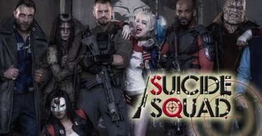 Upcoming Suicide Squad Movie First Look Poster Images Revealed