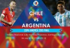 Watch Copa America Chile Vs Argentina Final Match 2015 Live Score Streaming Prediction Winner Result