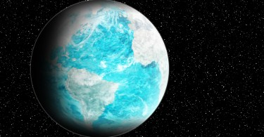 Mini ice age on Earth