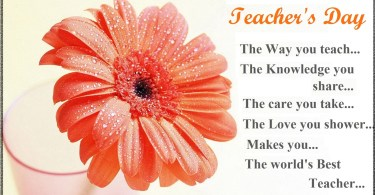 Send! Happy Teachers Day Wishes SMS Quotes Greetings Images