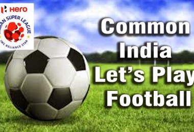 Watch ISL 2015 Common India Let's Football Theme Song Video Ringtone Anthem Indian Super League