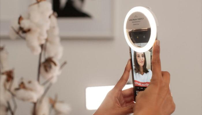 Cara Menggunakan Selfie Ring Light Sesuai dengan Modelnya