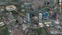 Cara Melihat Google Maps 3D