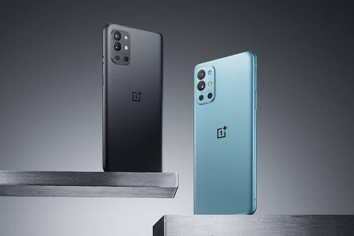 OnePlus 9RT 5G vs OnePlus 9R 5G Desain