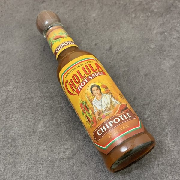 Cholula Hot Sauce Chipotle