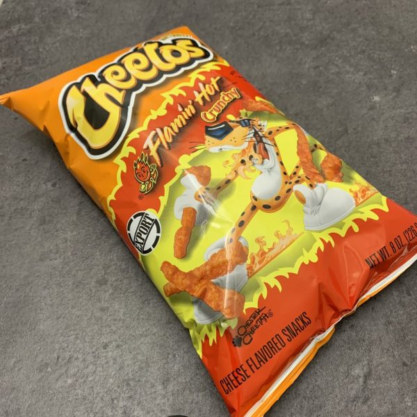 Cheetos Flamin' Hot