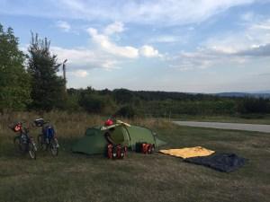 Mountaincamping